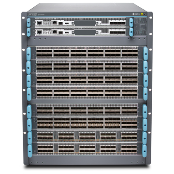 Juniper Networks® QFX10000 line of Switches