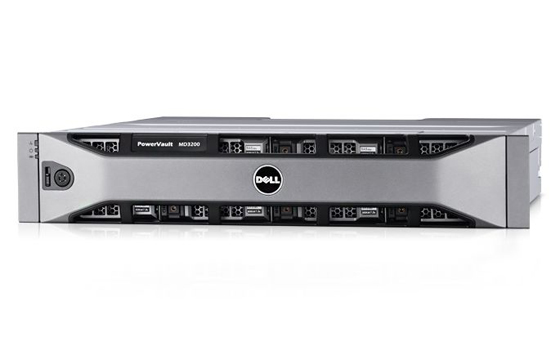 Dell PowerVault MD3 с протоколом SAS