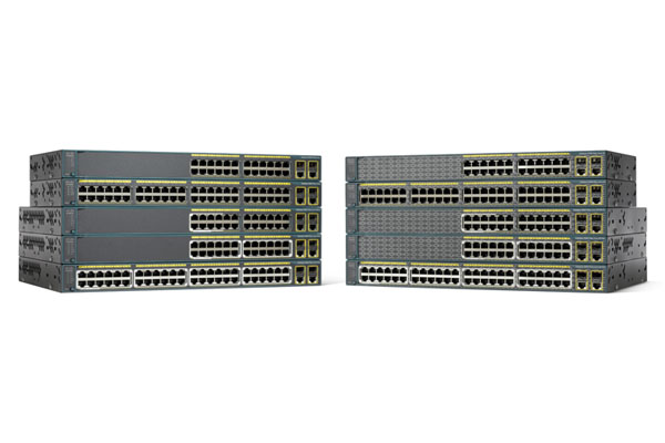 Cisco Catalyst 2960/2960R-Plus Series